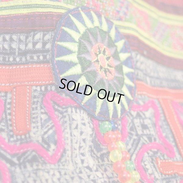 画像3: モン族 刺繍 トップス