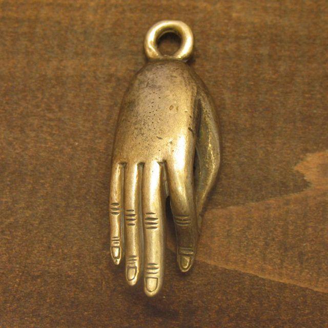 画像3: ブッダの手
