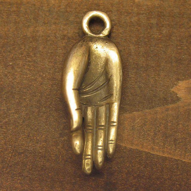 画像2: ブッダの手