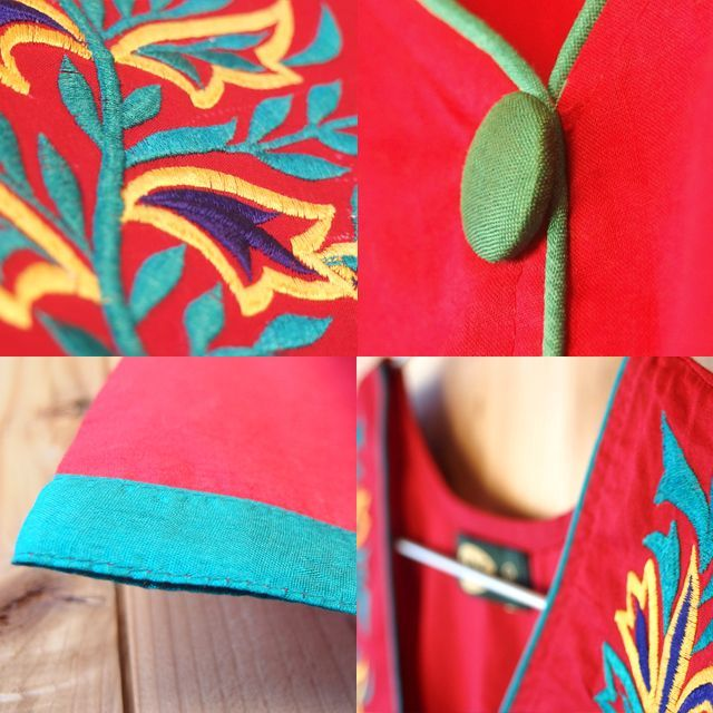 画像5: インド刺繍ワンピース