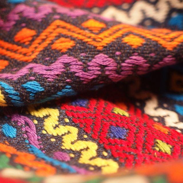 画像1: アフガニスタン織物布