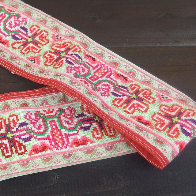 画像4: モン族刺繍古布
