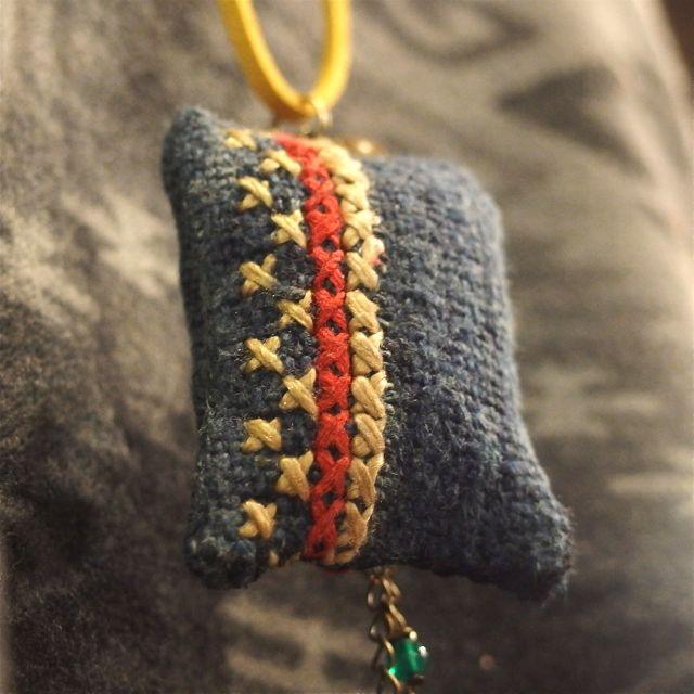 画像4: モン族刺繍ネックレス