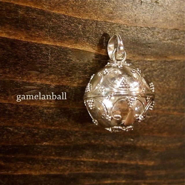 画像1: ガムランボール silver925