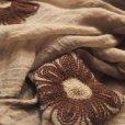 画像4: ハンドメイド刺繍ショール (4)