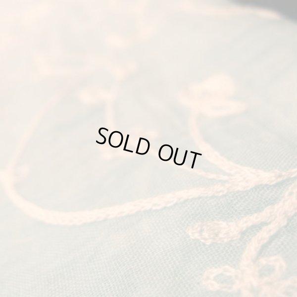 画像3: ハンドメイド刺繍ショール