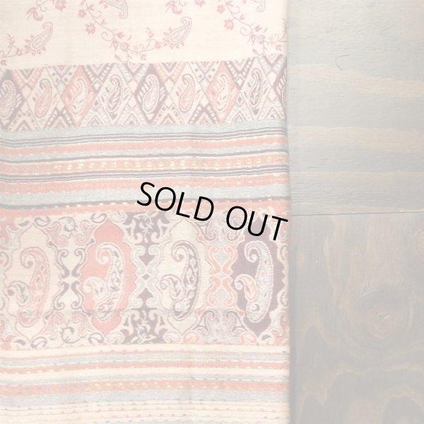 画像5: ペイズリー柄織りショール