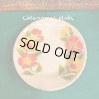 チェンマイ ホーロー皿