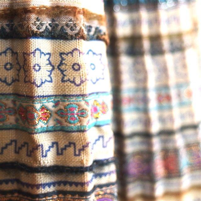 画像3: モン族 スカート