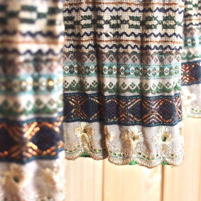 画像4: モン族 スカート