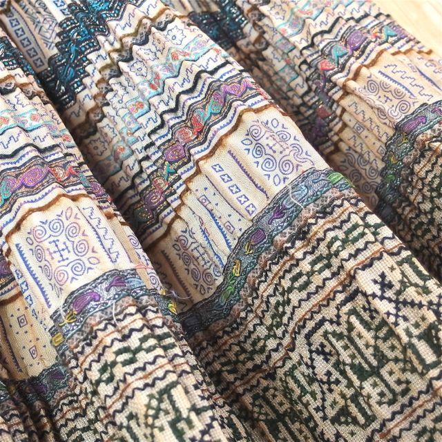 画像5: モン族 スカート