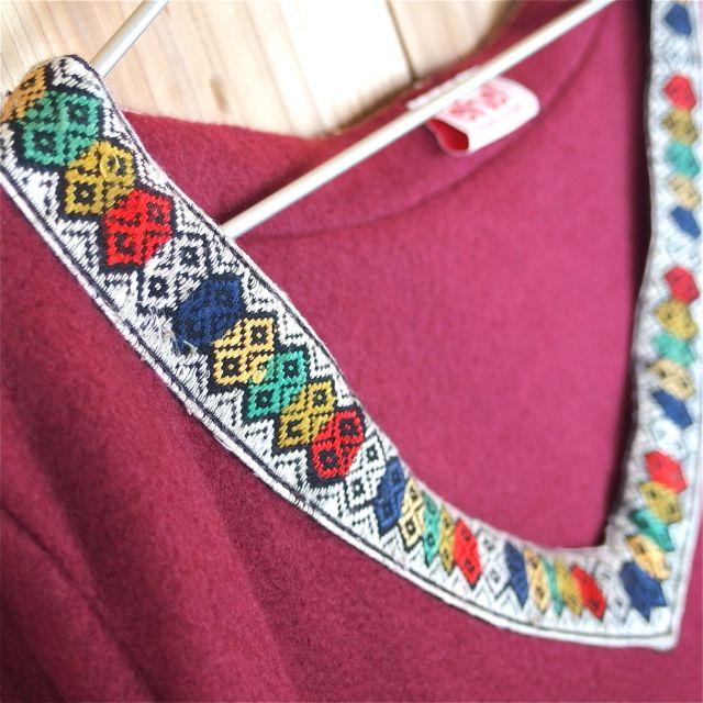 画像2: bindi 刺繍ワンピース