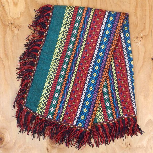画像2: アフガニスタン織物布
