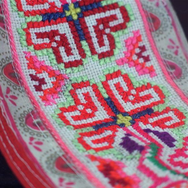画像3: モン族刺繍古布