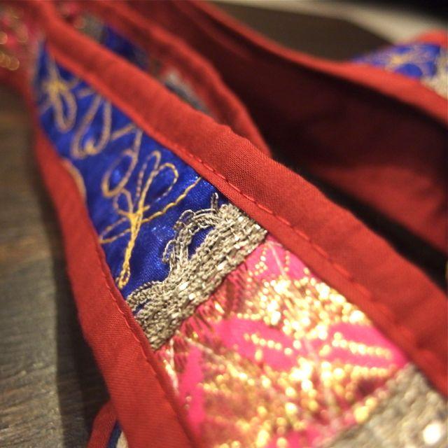 画像4: インド刺繍バック