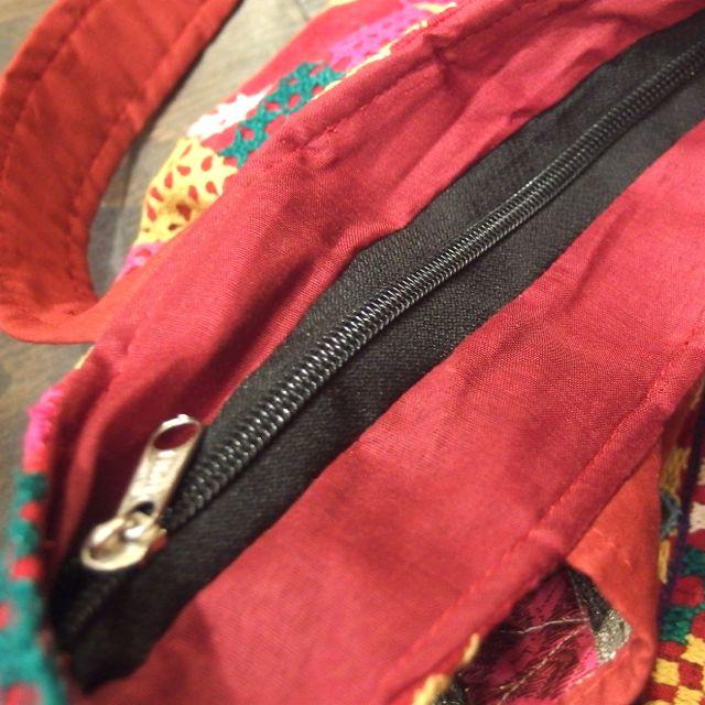 画像5: インド刺繍バック