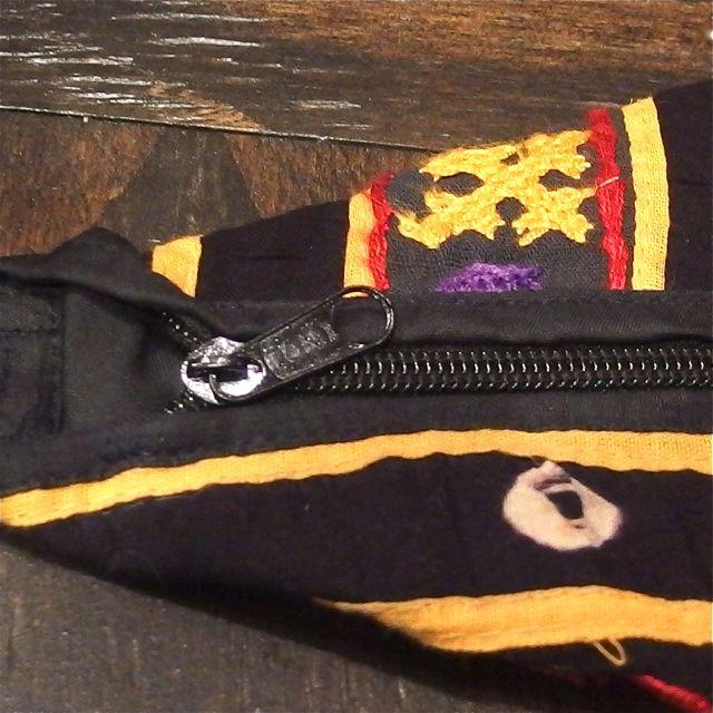 画像4: カッチ刺繍ワンショルダーバック