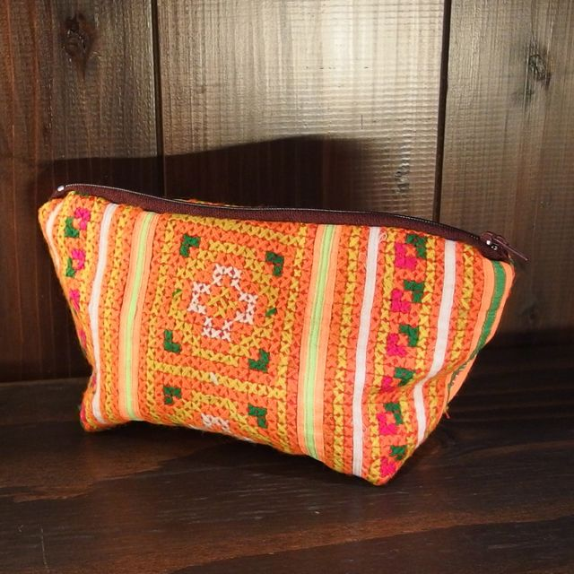 画像3: モン族刺繍ポーチ