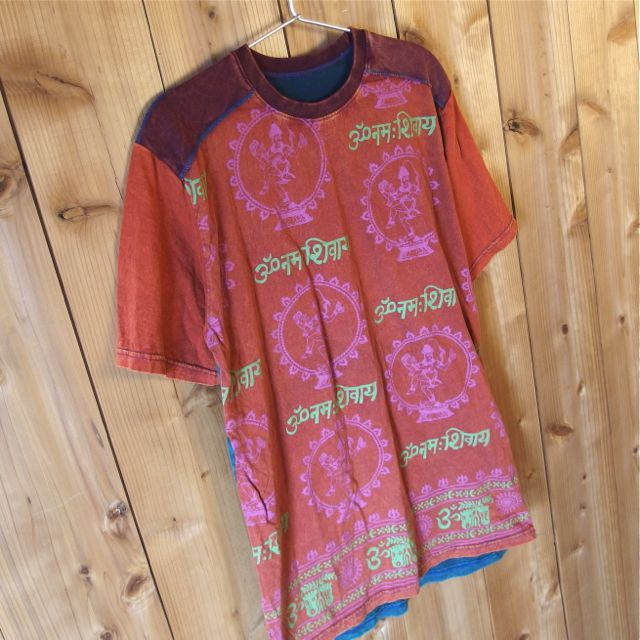 画像2: ヒンディー語Tシャツ